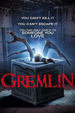 Gremlin, Movie on DVD, Horror