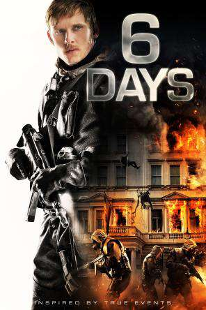 6 Days, Movie on DVD, Action