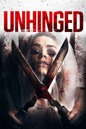Unhinged, Movie on DVD, Horror