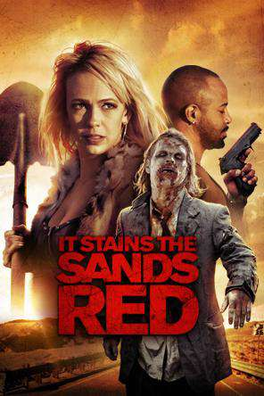 It Stains The Sands Red, Movie on DVD, Horror