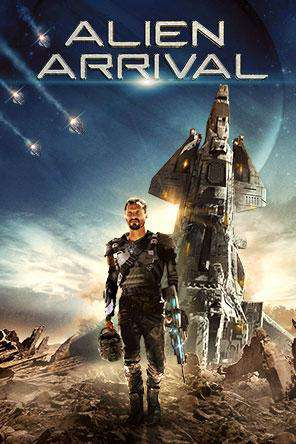 Alien Arrival, Movie on DVD, Action Movies, Sci-Fi & Fantasy