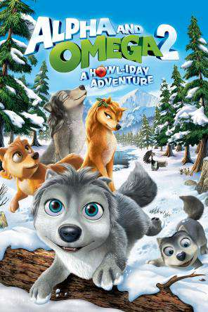 Alpha And Omega 2: A Howl-iday Adventure, On Demand Movie, Action DigitalMovies, Adventure DigitalMovies, Animated DigitalMovies, Family