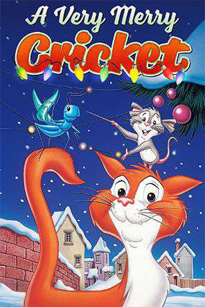 Chuck Jones Collection: A Very Merry Cricket, On Demand Movie, Animated DigitalMovies, Kids