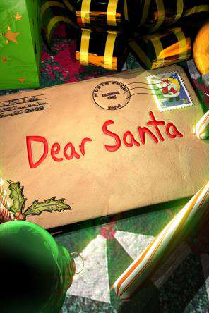 Dear Santa, On Demand Movie, Family