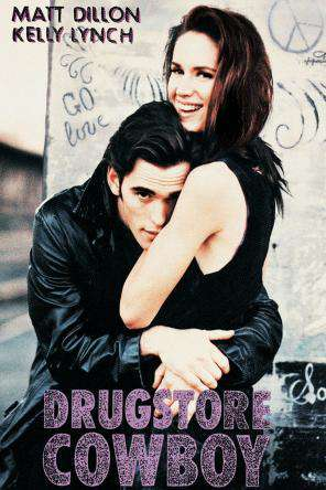 Drugstore Cowboy, On Demand Movie, Drama