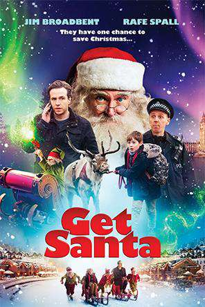 Get Santa, On Demand Movie, Comedy DigitalMovies, Family