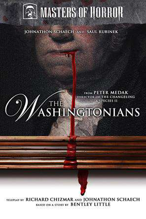 Masters Of Horror: The Washingtonians - Peter Medak, On Demand Movie, Horror
