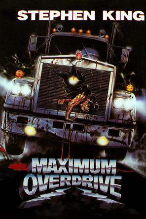 Maximum Overdrive, On Demand Movie, Horror