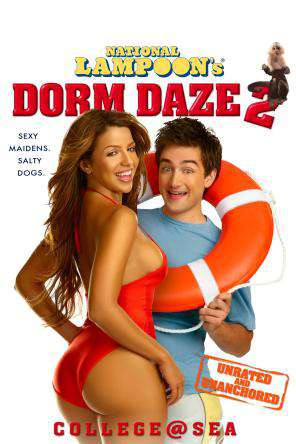 National Lampoon's Dorm Daze 2: College @ Sea, On Demand Movie, Comedy