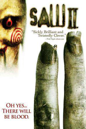 Saw II - Unrated, On Demand Movie, Drama DigitalMovies, Horror DigitalMovies, Thriller & Suspense DigitalMovies, Thriller