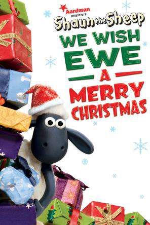 Shaun The Sheep: We Wish Ewe A Merry Christmas, On Demand Movie, Animated DigitalMovies, Family DigitalMovies, Kids
