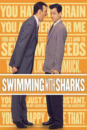 Swimming With Sharks, On Demand Movie, Comedy