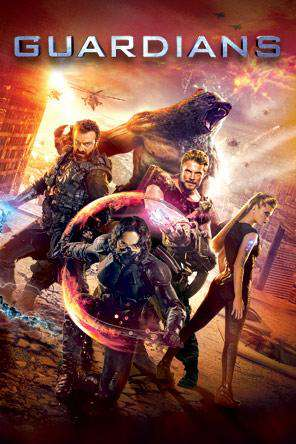 Guardians, Movie on DVD, Action Movies, Adventure