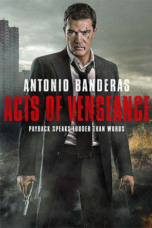 Acts of Vengeance, Movie on DVD, Action Movies, Adventure
