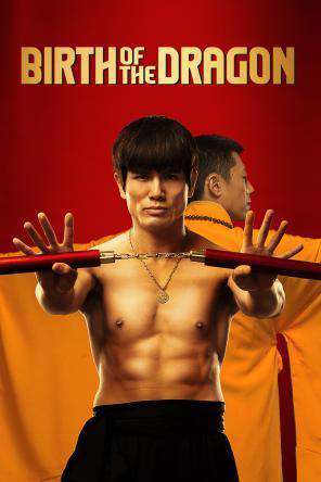 Birth Of The Dragon, Movie on DVD, Action