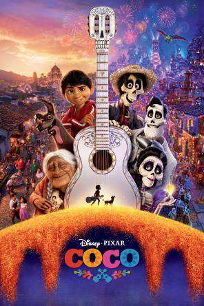Coco, Movie on DVD, Family Movies, Kids