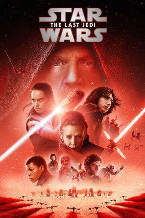 Star Wars: The Last Jedi, Movie on DVD, Action Movies, Adventure Movies, Sci-Fi & Fantasy