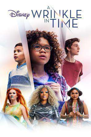 A Wrinkle In Time (2018), Movie on DVD, Sci-Fi & Fantasy