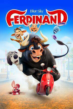 Ferdinand, Movie on DVD, Family