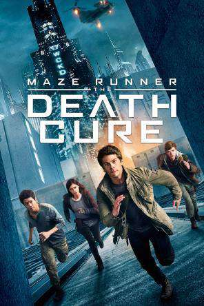 Maze Runner: The Death Cure, Movie on DVD, Action Movies, Adventure