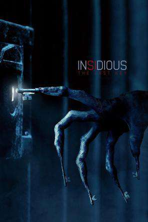 Insidious: The Last Key, Movie on DVD, Horror
