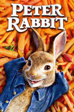 Peter Rabbit, On Demand Movie, Animated DigitalMovies, Comedy DigitalMovies, Family
