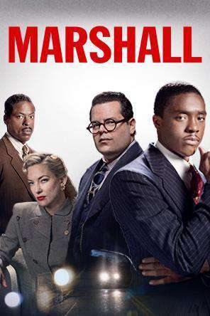 Marshall, Movie on DVD, Drama
