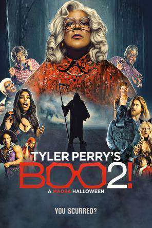 Tyler Perry's Boo 2! A Madea Halloween, On Demand Movie, Comedy