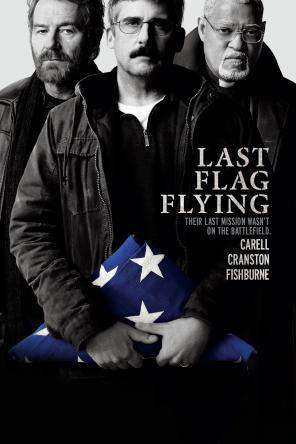 Last Flag Flying, Movie on DVD, Drama