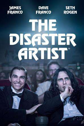 The Disaster Artist, Movie on DVD, Comedy