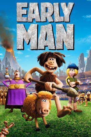 Early Man, Movie on DVD, Family Movies, Kids