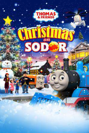 Thomas & Friends: Christmas on Sodor, On Demand Movie, Family