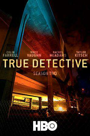 True Detective: Season 2, Movie on DVD