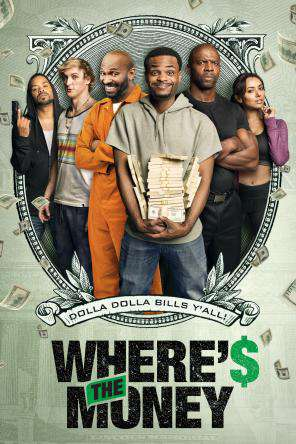 Where's The Money, On Demand Movie, Comedy