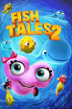 Fish Tales 2, Movie on DVD, Kids Movies, Family