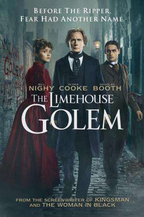 The Limehouse Golem, Movie on DVD, Thriller & Suspense