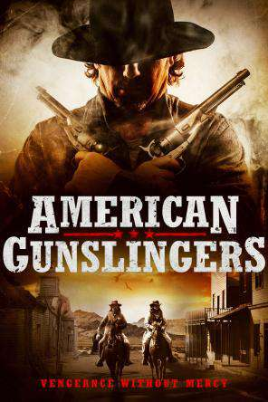 American Gunslingers, Movie on DVD, Action