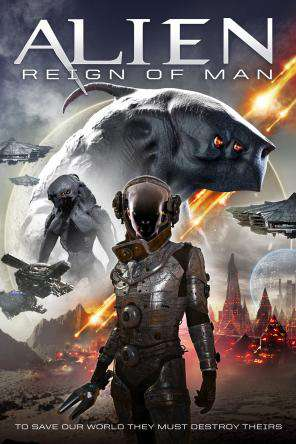 Alien: Reign Of Man, Movie on DVD, Sci-Fi & Fantasy Movies, Action