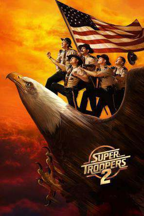Super Troopers 2, Movie on DVD, Comedy