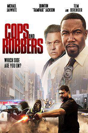 Cops and Robbers, Movie on DVD, Action