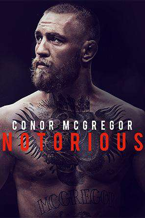 Conor McGregor: Notorious, Movie on DVD, Special Interest
