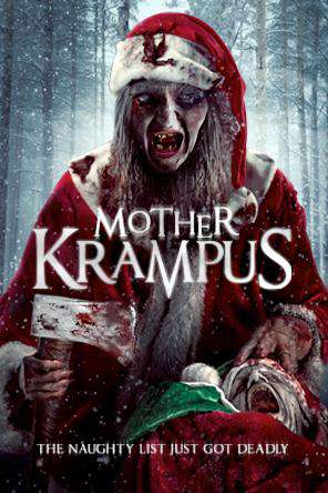 Mother Krampus, Movie on DVD, Horror Movies, Seasonal