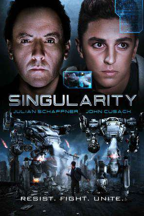 Singularity, Movie on DVD, Action Movies, Sci-Fi & Fantasy