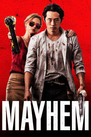 Mayhem, Movie on DVD, Action