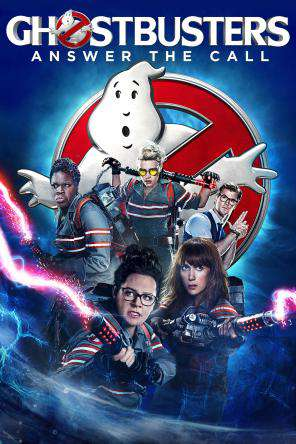 Ghostbusters (2016) - Extended, On Demand Movie, Action DigitalMovies, Comedy DigitalMovies, Horror DigitalMovies, Sci-Fi & Fantasy DigitalMovies, Fantasy