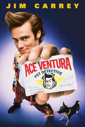 Ace Ventura: Pet Detective, On Demand Movie, Comedy