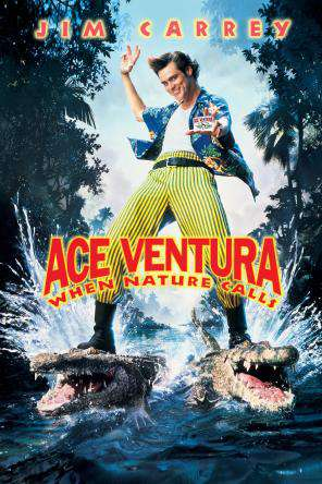 Ace Ventura: When Nature Calls, On Demand Movie, Comedy