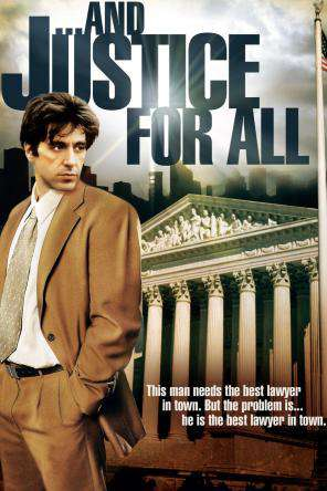 And Justice For All, On Demand Movie, Drama