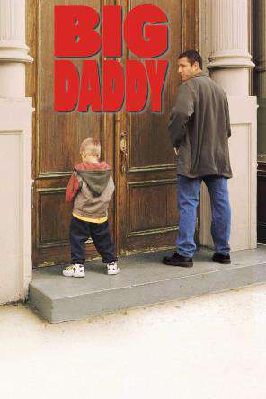 Big Daddy, On Demand Movie, Comedy