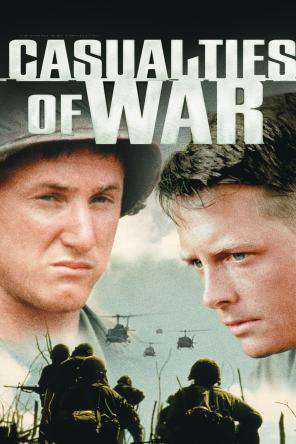 Casualties Of War, On Demand Movie, Drama